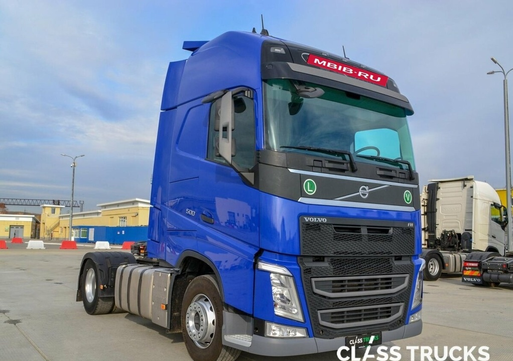 Volvo FH, 2017 год, 6 240 000 рублей, 9 фотография